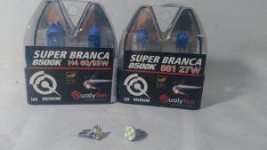 Kit Lampada Super Branca Onix 13/16